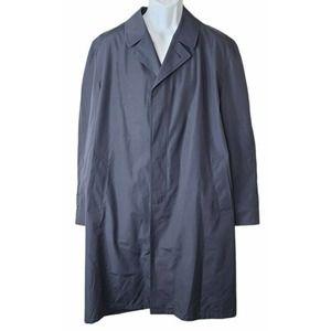 Graham & Gunn Jacket 46 reg rain trench coat light